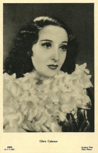 Clara Calamai